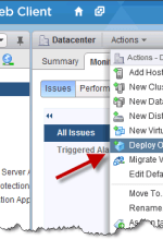 vSphere 5.1: Getting started with vSphere Replication 5.1