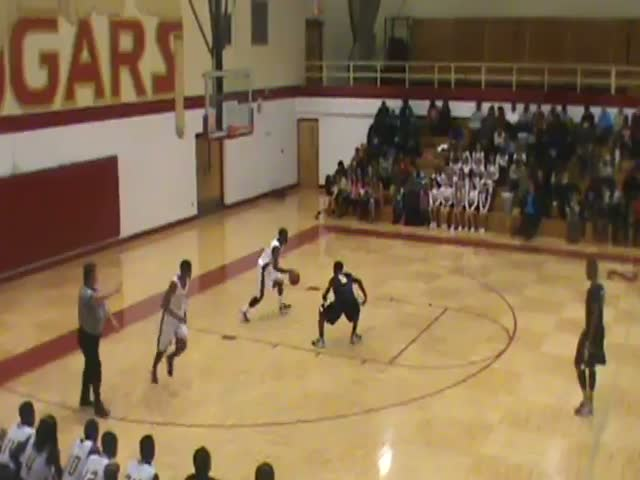 Northview High School vs TBASE Alabama Christmas Classic  Marquez White highlights