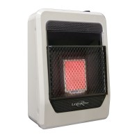 Lost River Dual Fuel Ventless Infrared Radiant Plaque ...
