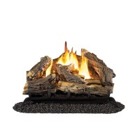 Cedar Ridge Ventless Log Set Model# CRHLD24TB - ProCom Heating