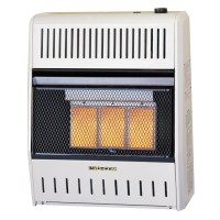Dual Fuel Ventless Infrared Heater Wall Heater - 20,000 ...