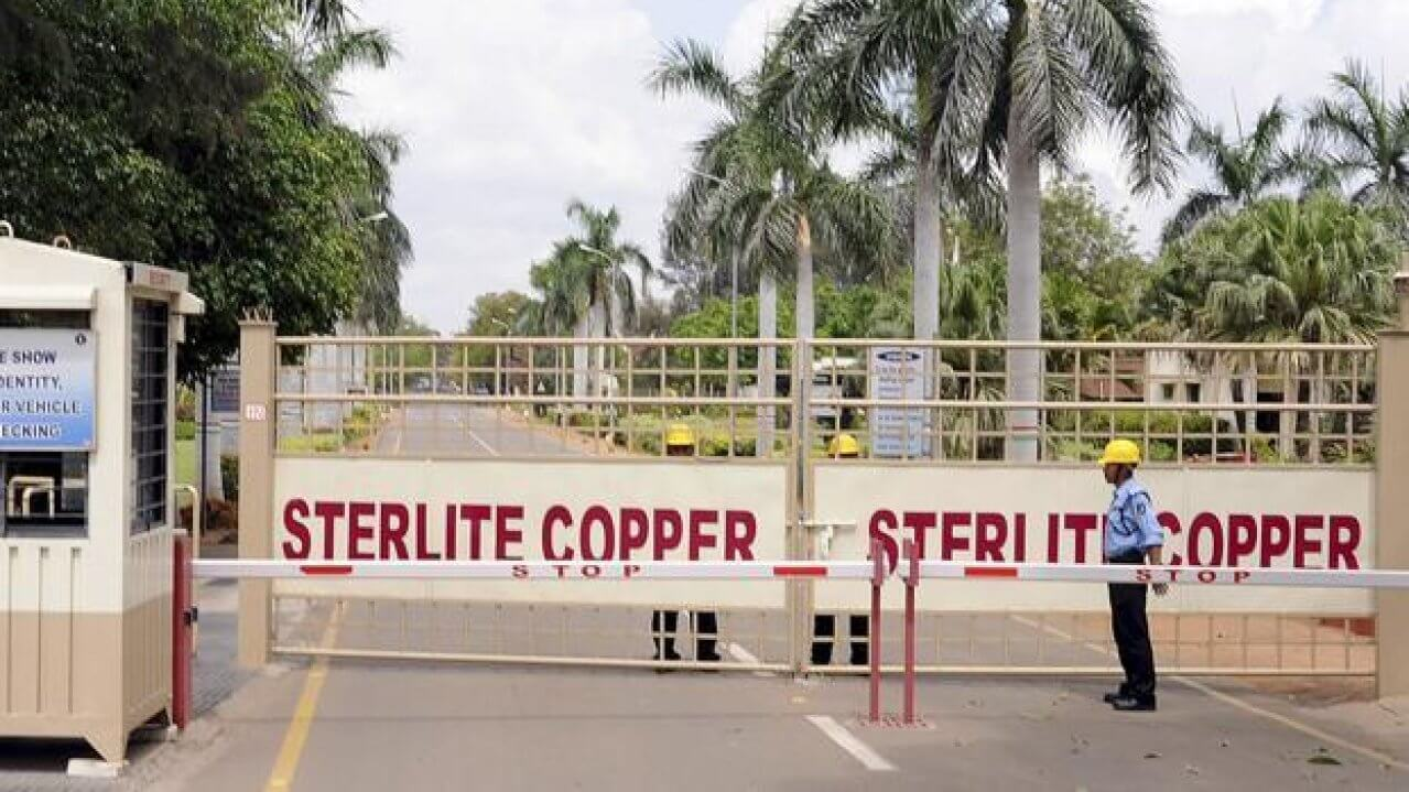 Sterlite Copper thoothukudi