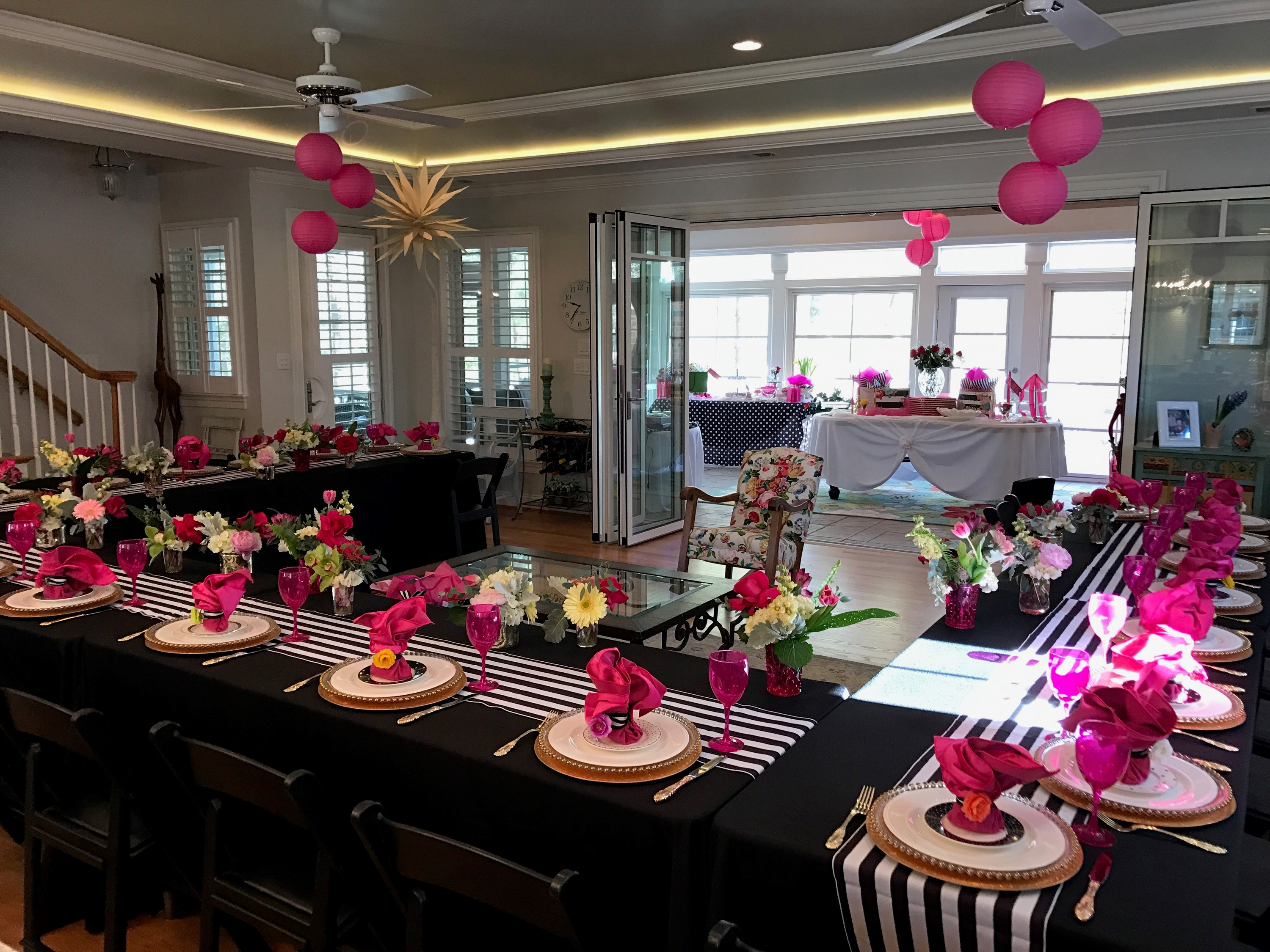 Bridal Shower Inspiration- Kate Spade Theme