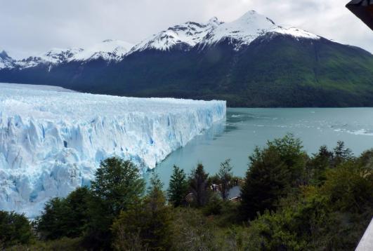 Glaciar perito Moreno, Calafate
