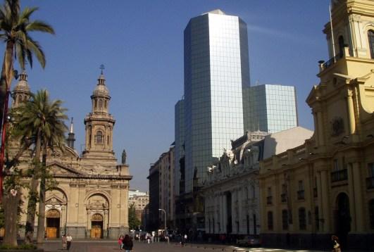 Catedral de Santiago de Chile, Chile
