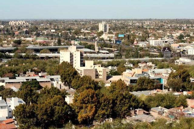 La ciudad de Mendoza