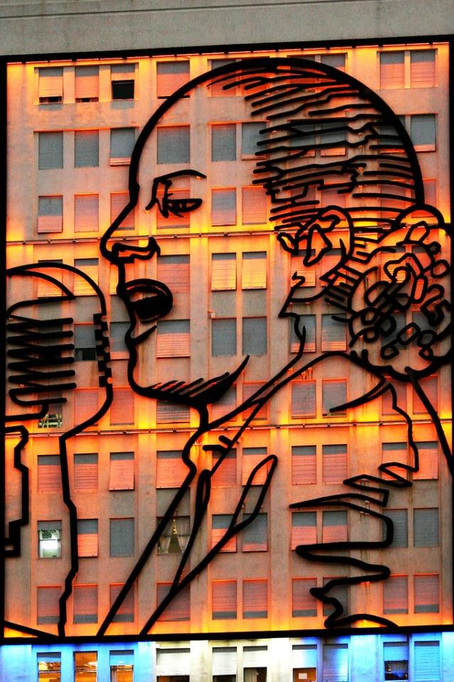 Edificio del Ministerio de Salud