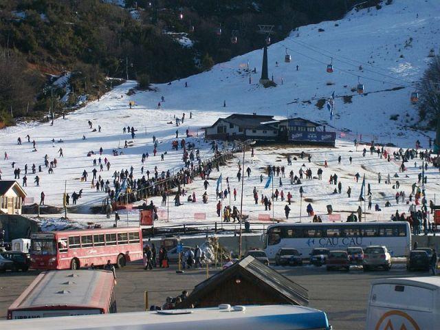 Centro de Esquí de Fondo