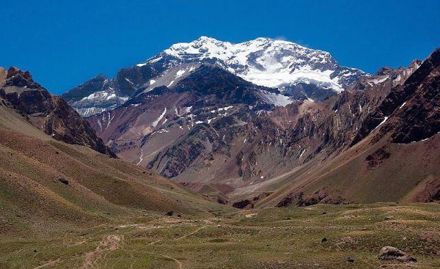 Cerro de Aconcagua, Mendoza