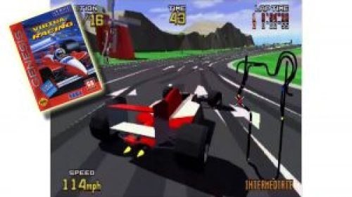 Virtua Racing y la realidad virtual