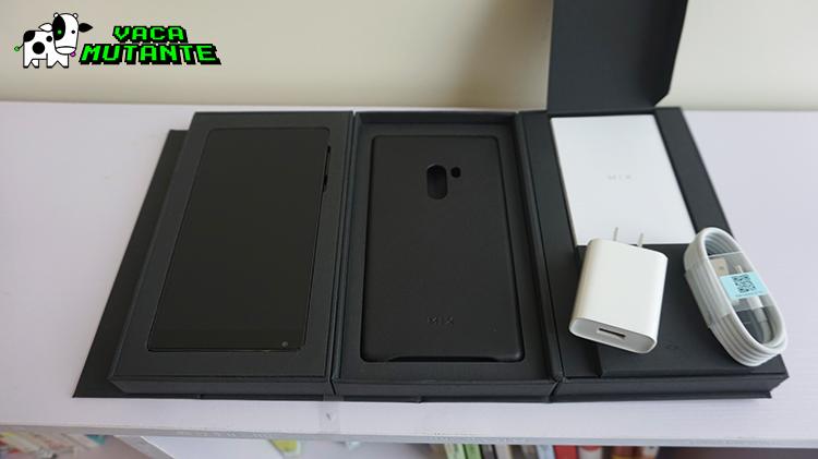 Xiaomi Mi Mix unboxing