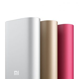Comprar power bank Xiaomi