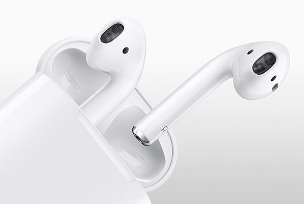 Airpods: auriculares inalámbricos de Apple