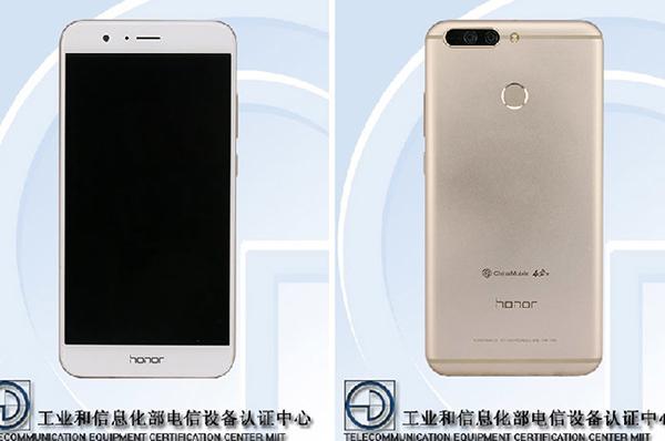 Primeras imágenes del Huawei Honor V9