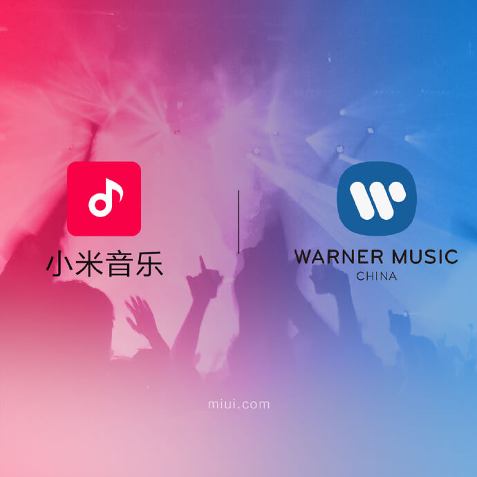Xiaomi-Warner-Music