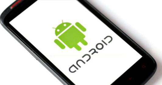 Smartphone con sistema Android