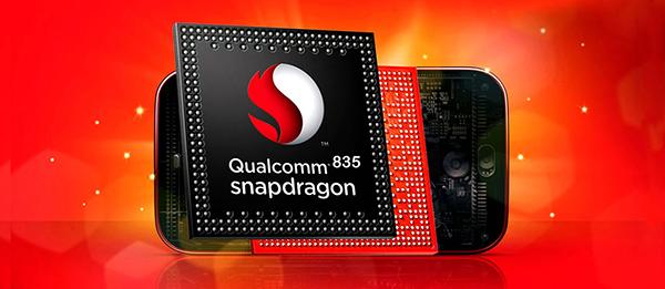 Procesador Snapdragon 835 de Qualcomm