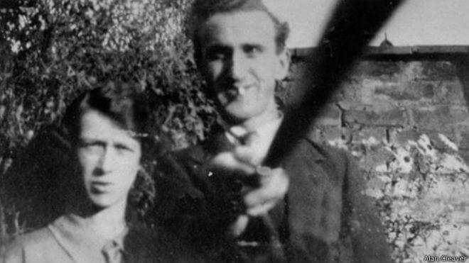 Palo de selfie de 1925