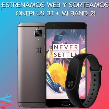 OnePlus 3T-Gratis
