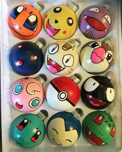 Navidad Pokemon
