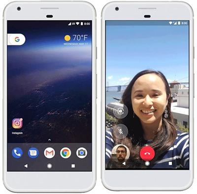 Nuevas prestaciones para Android