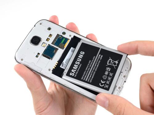 Samsung no recorta en sus baterías
