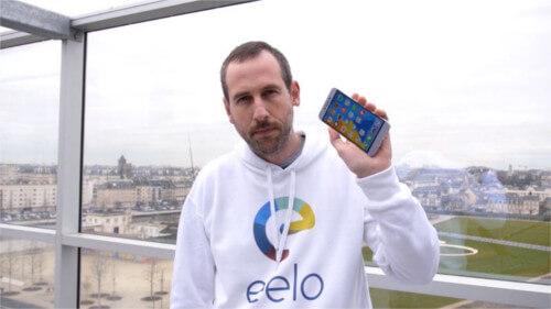 Gaël Duval con Eelo