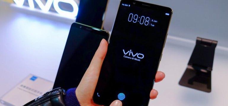 Vivo X20 Plus UD: el lector de huellas bajo la pantalla ya está aquí
