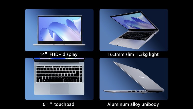 portátil Blackview AceBook 1