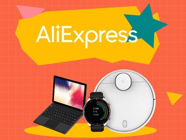 mira Promoción fin de verano Aliexpress, cupones y mejores ofertas