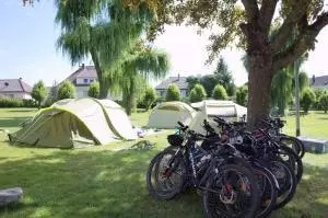 camping d'Alsace emplacement