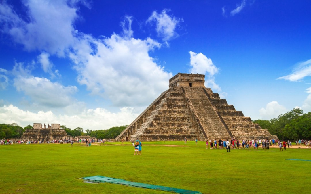 Vacancy Rewards Reviews Mayan Encounter and Chichen-Itza