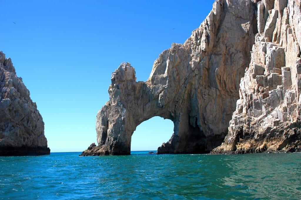 Arch at Cabo San Lucas, Mexico