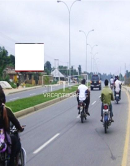 48 Sheet Billboard, Abakaliki Road
