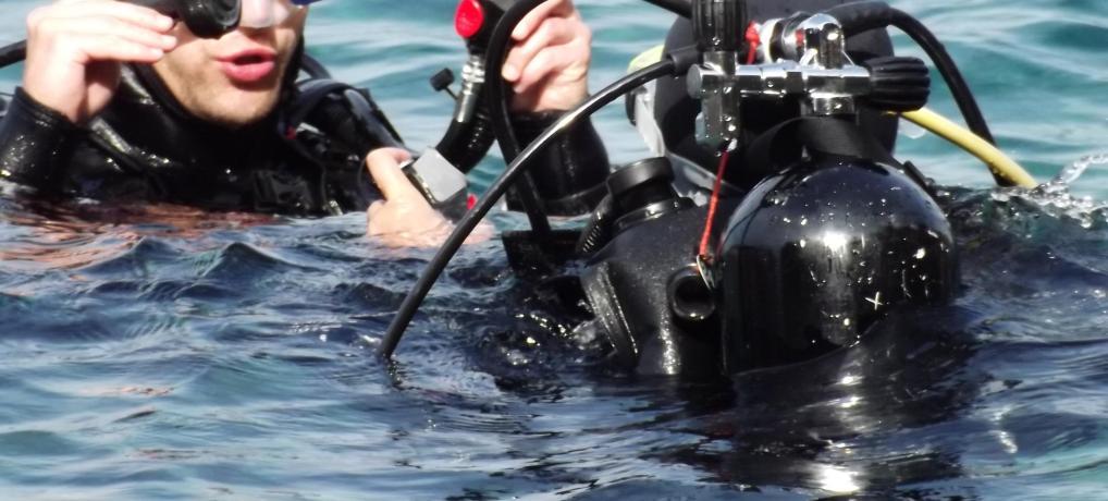 Scuba diving in Croatia