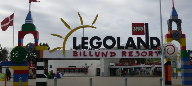 Cat de bine te distrezi la Legoland Billund?