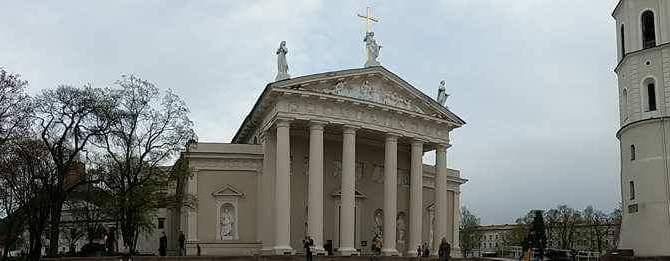 Este Vilnius o calatorie a sufletului?