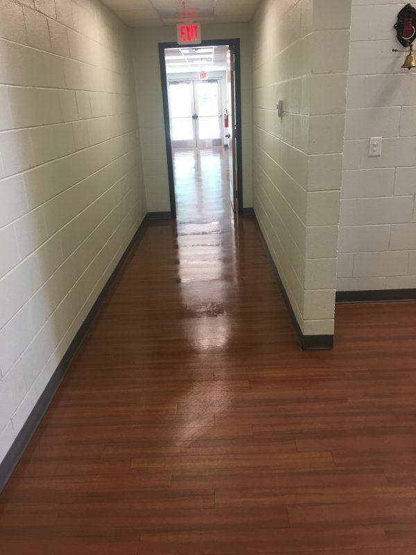 Waxing Hardwood Floor VA  VA Carpet Cleaning