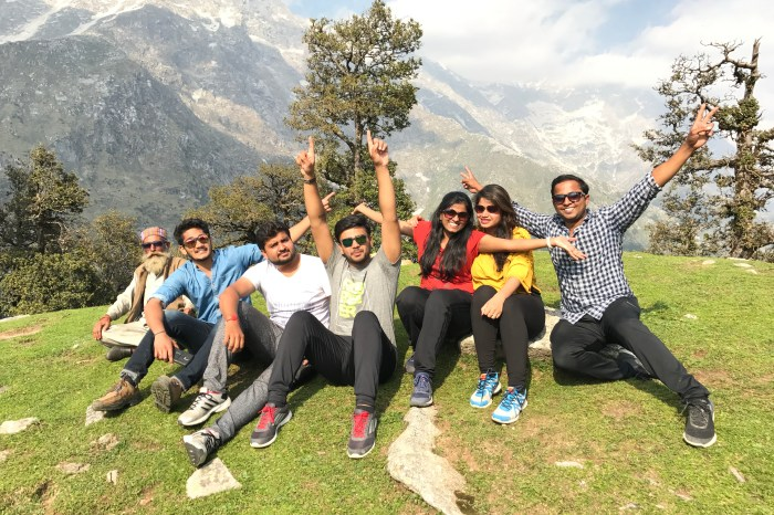 The Triund Trek – Mcleodganj