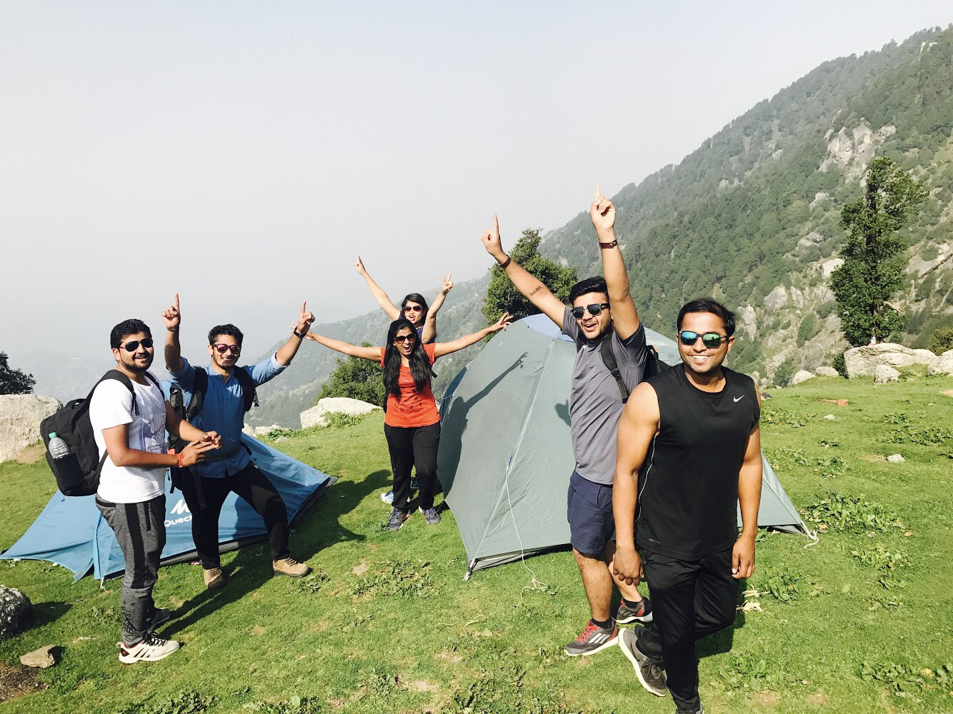 Vacaso Voyages - Triund Trek