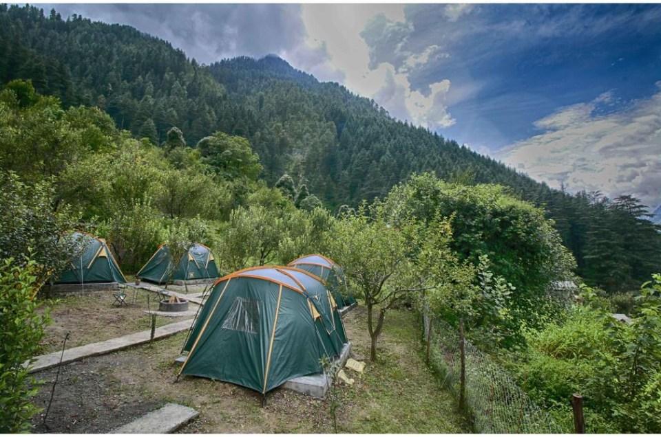 Vacaso Voyages - Camping