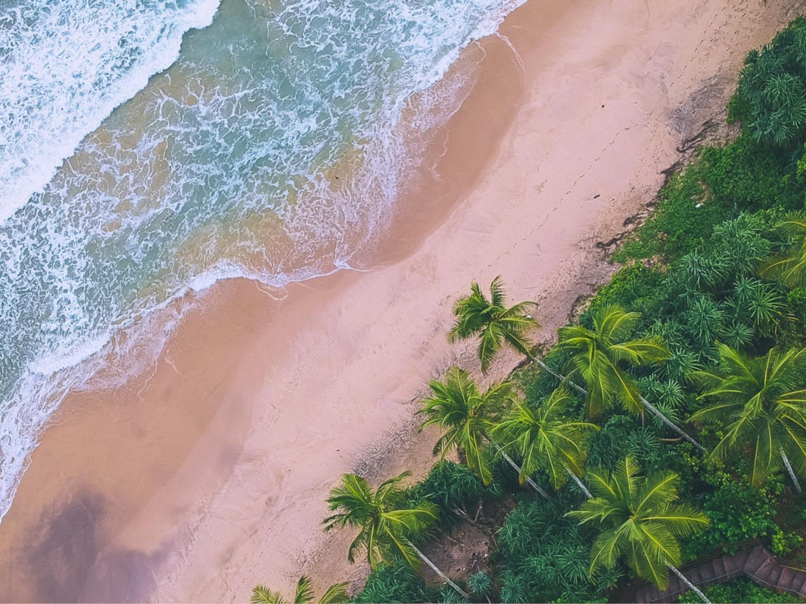 Vacaso Voyages Sri Lanka - Beach