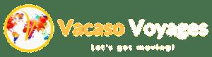 Vacaso Voyages Logo Full