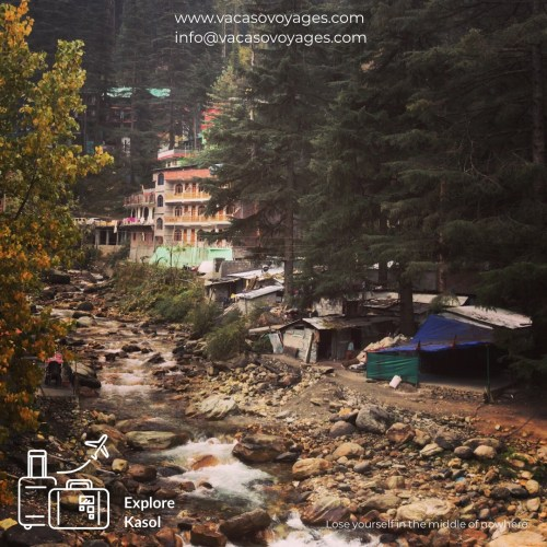 Vacaso Voyages - Kasol Packages