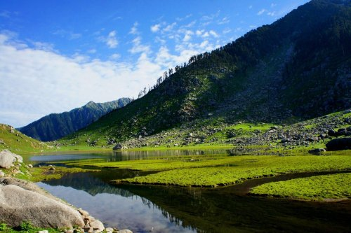 Vacaso Voyages - Kareri lake trek