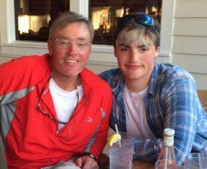 Tim and Charlie Landon
