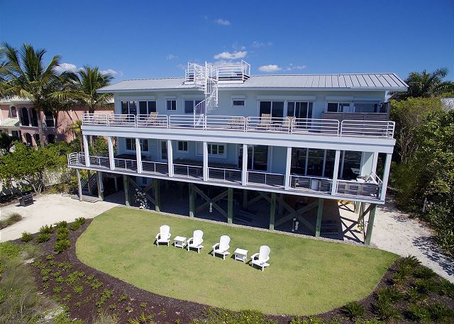 New Latitude - Captiva Island Rental.