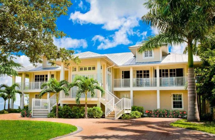 Otter Banks - Captiva Island Rental.