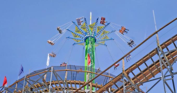 Fun Things To Do In Albuquerque Cliff S Amusement Park