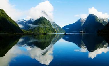 Fiordland National Park, Neuseeland